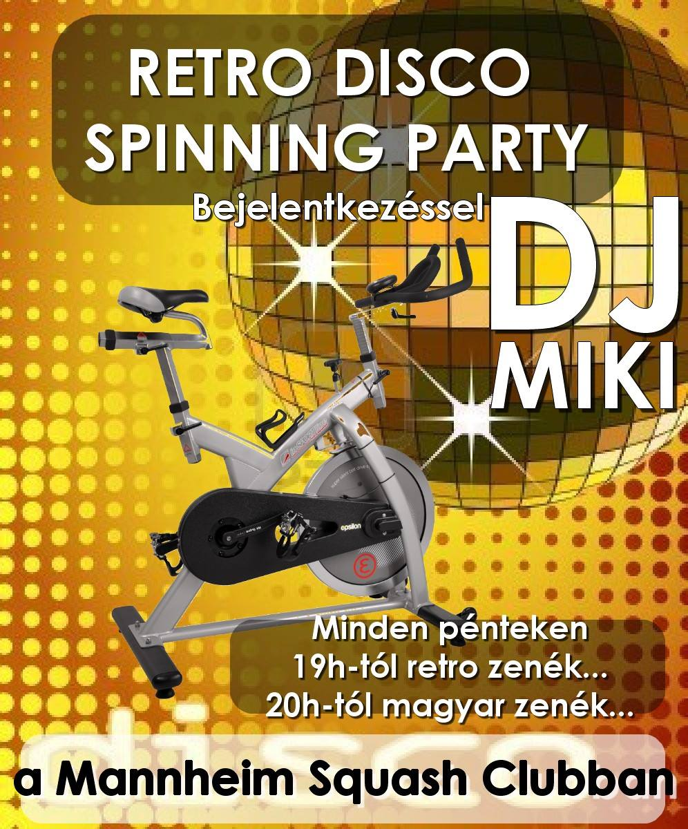 Spinning party